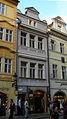 Měšťanský dům U modré boty (Malá Strana), Praha 1, Mostecká 6, Malá Strana.JPG