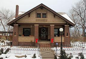 M.J. Lavina Robidoux House