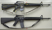 M16 Variants