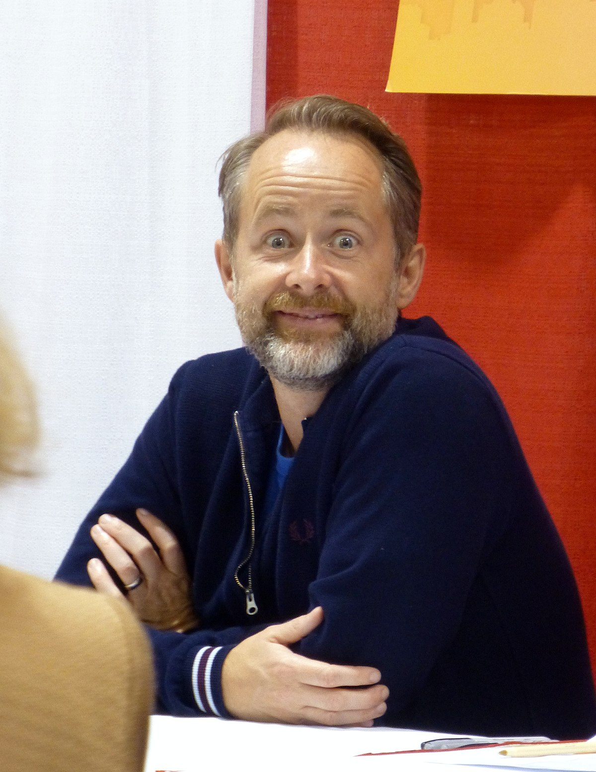 For Billy Boyd, talking about 'Lord of the Rings' is a ...