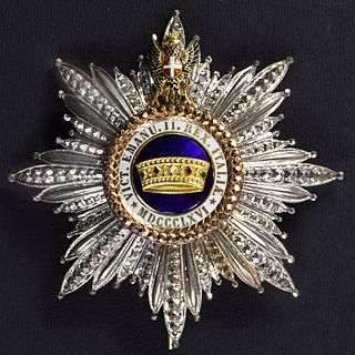 Order of the Crown of Italy Italian order