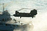 MH-47 Exercise Jackal Stone
