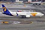 MIAT Mongolian Airlines, EI-MNG, Boeing 737-8 MAX (46715428075).jpg