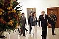 MINISTRO DE DEFENSA PEDRO CATERIANO SE REUNIÓ CON SU HOMÓLOGA DEL ECUADOR MARÍA FERNANDA ESPINOSA (13699746205).jpg