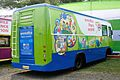 MSE Bus - Birla Industrial and Technological Museum - Kolkata - MSE Golden Jubilee Celebration - Science City - Kolkata 2015-11-18 5323.JPG