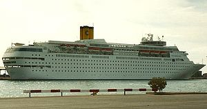 Costa neoRomantica - Image: MS Costa Romantica (4188466468) (cropped)