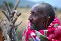 Maasai Elder, Outside Masai Mara, 2006.JPG