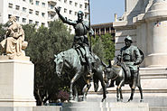Madrid, Plaza de España-PM 06707