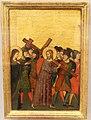 Maestro di san martino alla palma, storie della passione, 1320 ca. 02 via crucis.JPG