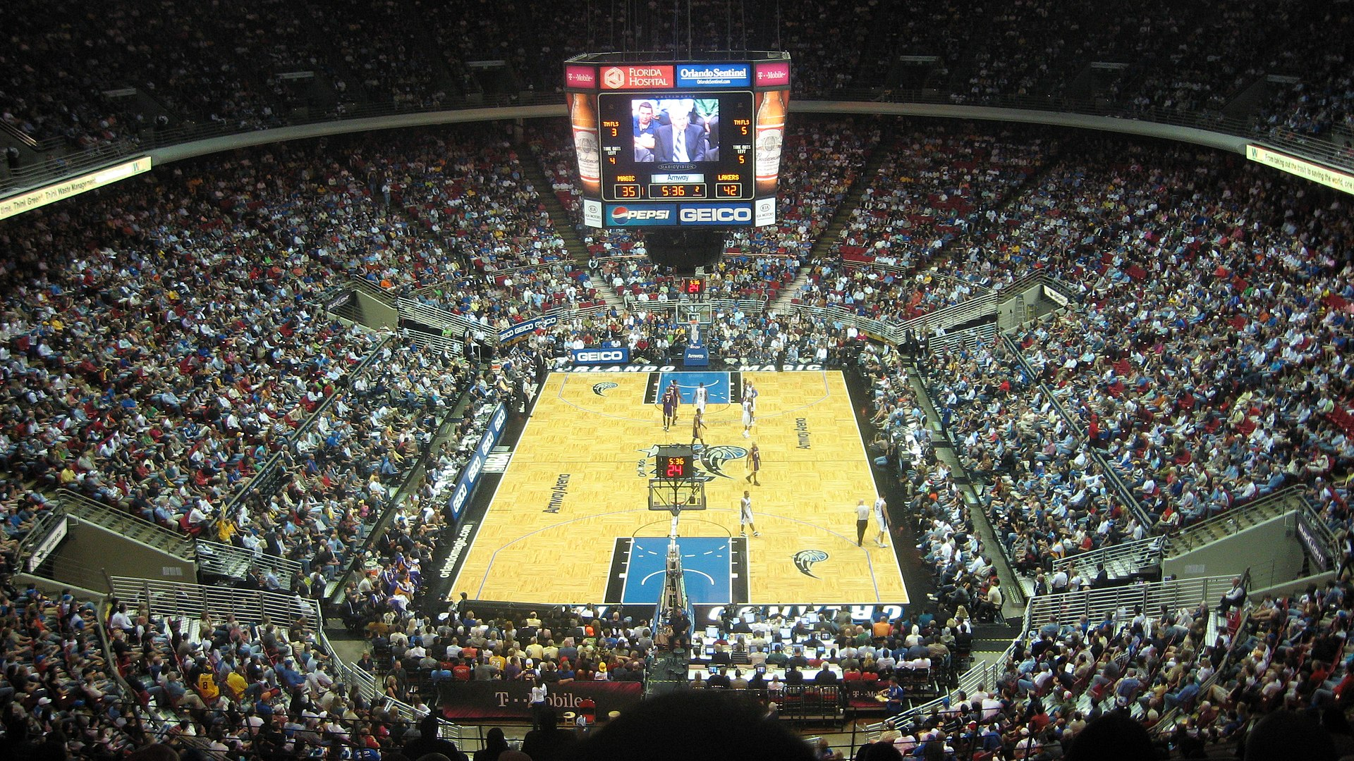 Orlando Magic - Wikipedia