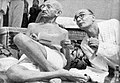 Mahadev Desai and Gandhi 1 1942.jpg