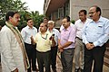 Mahesh Sharma Visits NCSM Headquarters - Salt Lake City - Kolkata 2017-07-11 3406.JPG