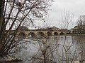 Maidenhead Bridge from the riverside by Maidenhead in Pictures.jpg