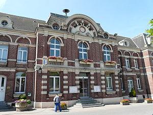 Avesnes-les-Aubert - Town hall