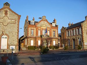 Houlgate - Town hall