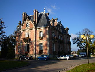 Panazol - Château de la Beausserie - The Town Hall