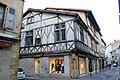 Maison pans bois 25 rue Chanteloup Charlieu 1.jpg