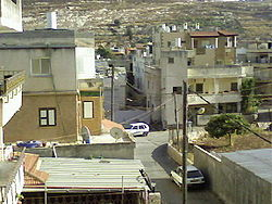 Houses in Majd al-Krum, 2007