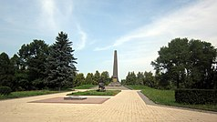 Maly Trastsianets memorial summer 2