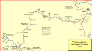 Manchester and Leeds Railway