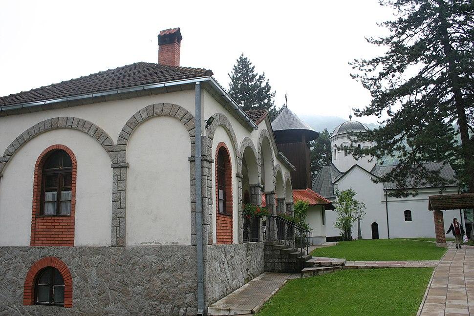 Manastir Ćelije 080