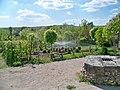 Mane - Prieuré de Salagon, jardin moderne.jpg