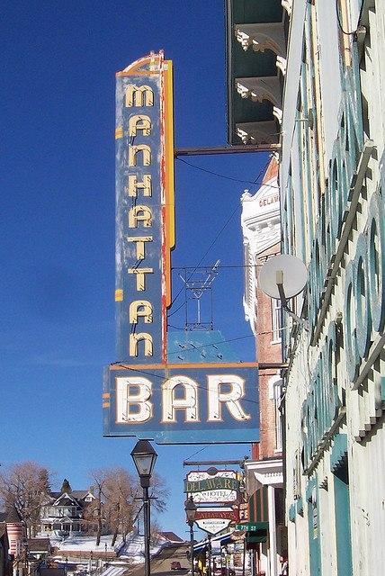 Manhattan Bar, Leadville