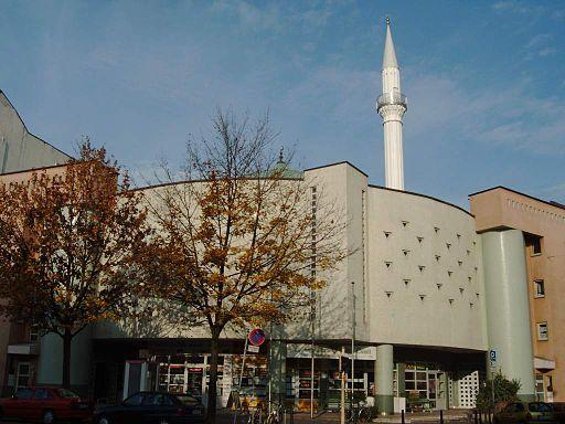 Mannheim-Moschee