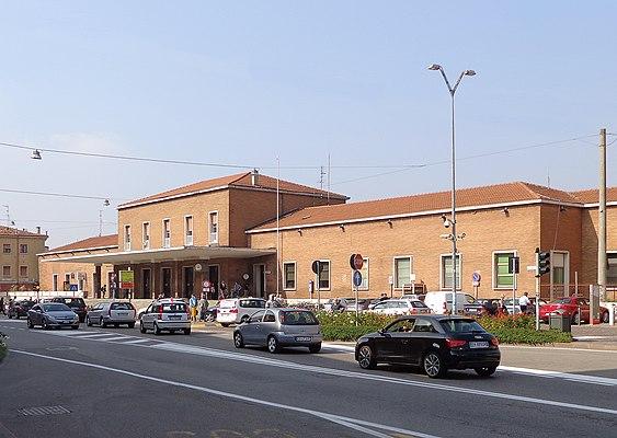 Mantova railway station