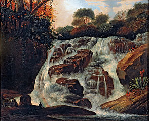Great Tijuca Waterfall
