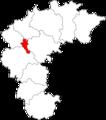 Map Jeungpyeong-gun.png