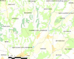 Map commune FR insee code 26077.png