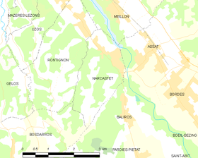 Map commune FR insee code 64413.png