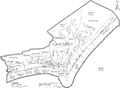 Map of Carteret County North Carolina With Municipal and Township Labels.PNG