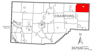 Sparta Township, Crawford County, Pennsylvania Township in Pennsylvania, United States