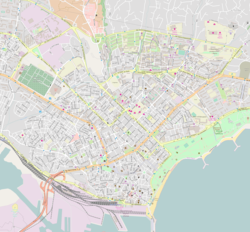 Map of Varna center.png