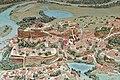 Maquette de la Rome archaïque (musée de la civilisation romaine, Rome) (5911247973).jpg