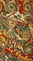 Marbled paper, 1768 - Maupertuis de - Oeuvres - T1 - 1768, Lyon (page 362 crop).jpg