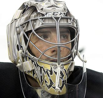 Pittsburgh Penguins - Marc-Andre Fleury was drafted first overall in 2003 by the Penguins.
