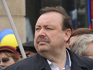 March of Peace (2014-03-15, Moscow), Gennady Gudkov.JPG