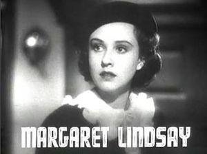 Schauspieler Margaret Lindsay