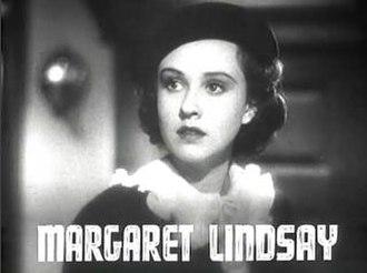 Margaret Lindsay - Lindsay in Public Enemy's Wife (1936)