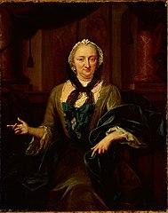 Portrait de Margaretha Trip, épouse de Hendrik van de Poll