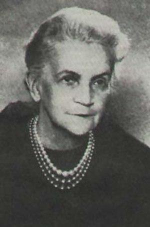 Logology (science of science) - Maria Ossowska