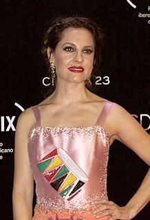 Marina de Tavira Mexican actress