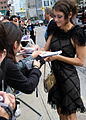 Marion Cotillard at the premiere of A Good Year, Toronto Film Festival 2006 -b.jpg