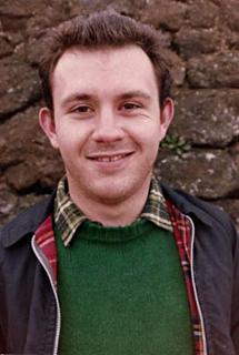 Mark Ashton British gay rights activist