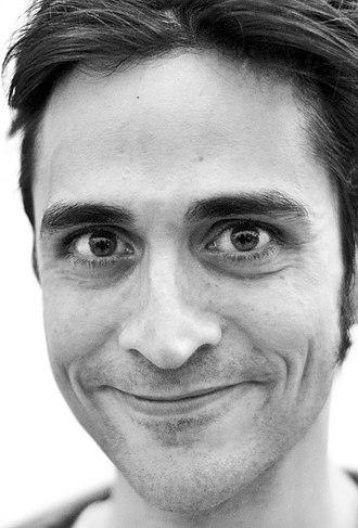 Mark Meer - Mark Meer at the 50-Hour London Improvathon in 2011.