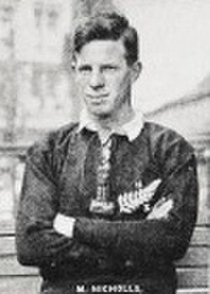 Marcus Nicholls - Nicholls in 1924.