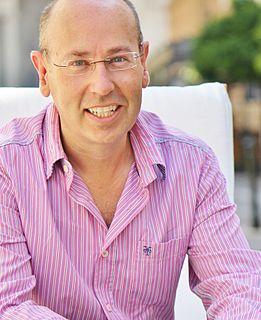 Mark Powlett British DJ
